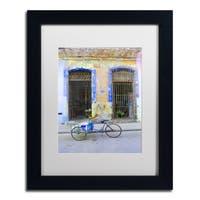 Masters Fine Art 'Havana Apartment No 203' Matted Framed Art