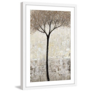 Marmont Hill - 'Tall Tree Bloom' Framed Painting Print