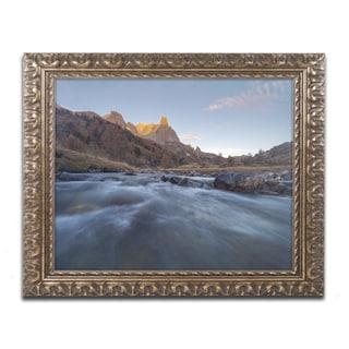 Mathieu Rivrin 'Admire Nature' Ornate Framed Art
