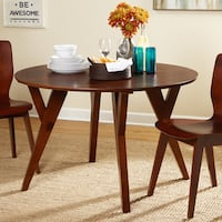 Carson Carrington Skien Mid-century Dining Table