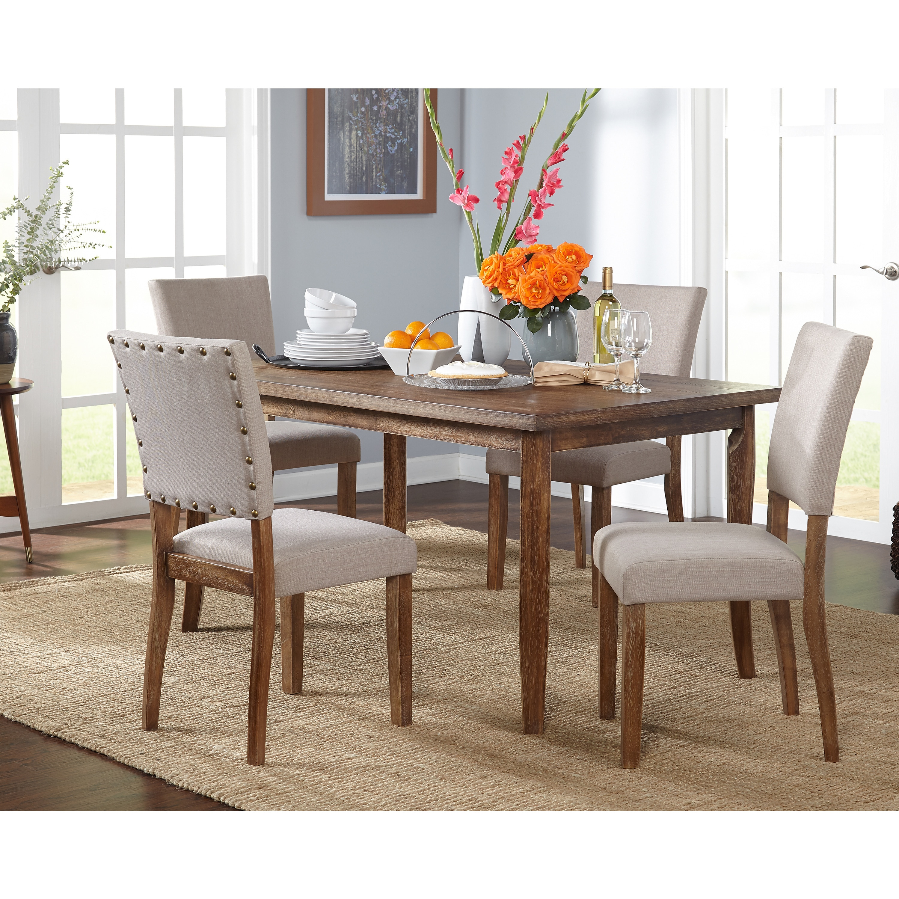 Grey Kitchen Dining Room Sets For Less Overstockcom