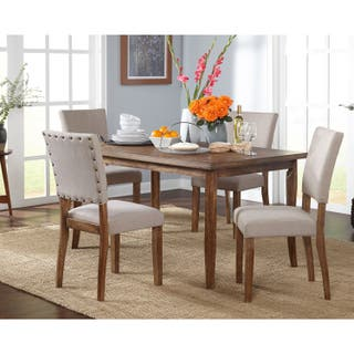 Simple Living Provence Dining Set 2 Options Available