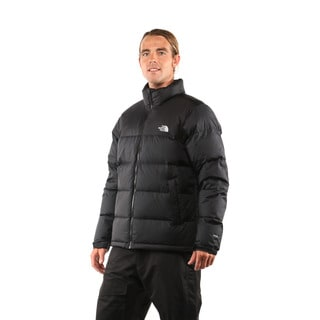 The North Face Men's TNF Black Nuptse Jacket