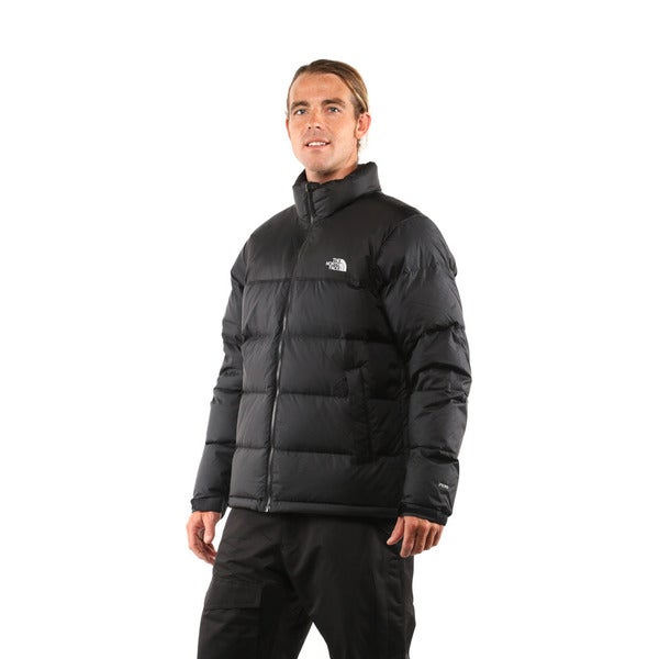 3e03ee1d9 Shop The North Face Men's TNF Black Nuptse Jacket - Free Shipping ...