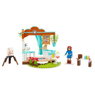 Mega Bloks American Girl Saige's Art Studio Construction Set