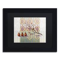 Rachel Paxton 'Philbin Beach Cottage' Matted Framed Art