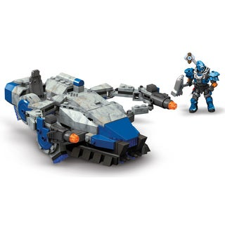 Mega Bloks Destiny Cabal Interceptor Land Vehicle Construction Set