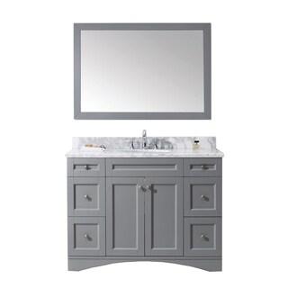 Virtu USA Elise 48-inch Single Bathroom Vanity Set