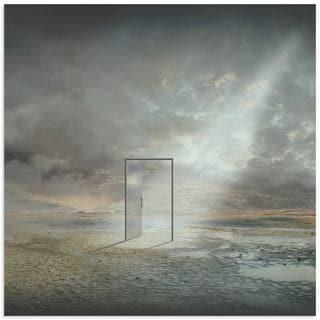 Franziskus Pfleghart 'Behind Reality' Digital Art on Metal or Acrylic