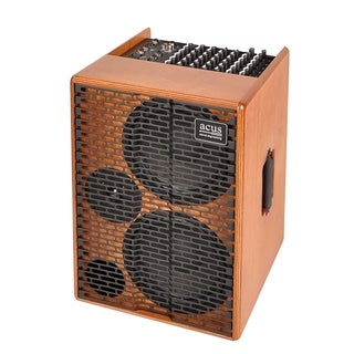 Acus Sound Engineering One for Strings AD Wood Acoustic Guitar Amplifier