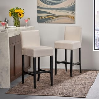Shop Traditional 30 Quot Bar Stool By Baxton Studio Free