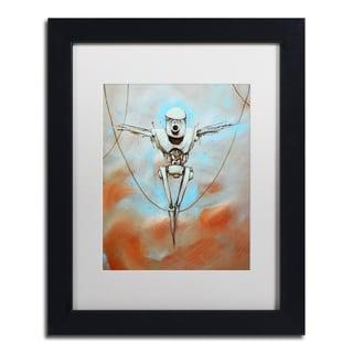 Craig Snodgrass 'Martyr' Matted Framed Art