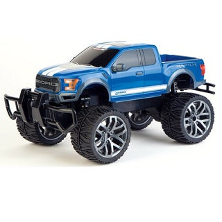 Carrera Ford F-150 Raptor Blue 1:14-scale Radio-controlled RC Truck