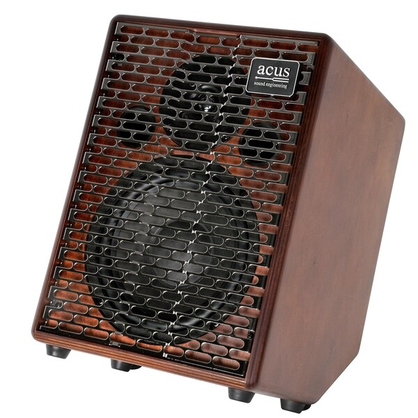 shop acus sound engineering 03000897 oneforstrings 8 simon acoustic guitar amplifier free. Black Bedroom Furniture Sets. Home Design Ideas