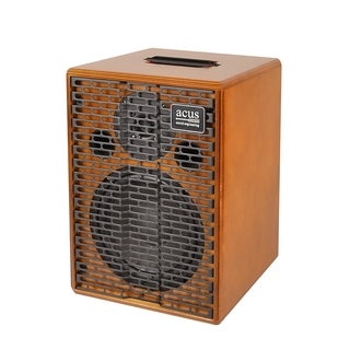 Acus Sound Engineering 03000805 Oneforstrings Extension Acoustic PA System - Wood