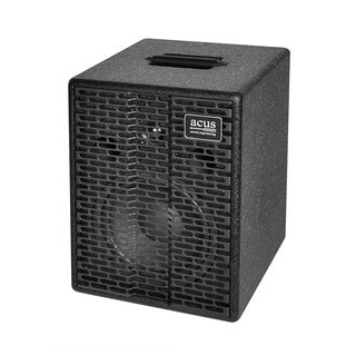 Acus Sound Engineering One For Strings Black Extension Acoustic PA System