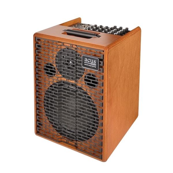 Acus Sound Engineering 03000801 OneforStrings 8 Wood Acoustic Guitar Amplifier