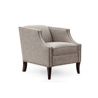 Homeware Lourine Quartz Upholstered/Wood Chair