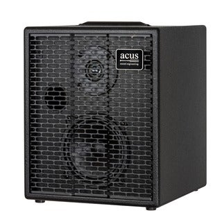Acus Sound Engineering 03000504 OneforStrings 5T Black Finish Acoustic Guitar Amplifier