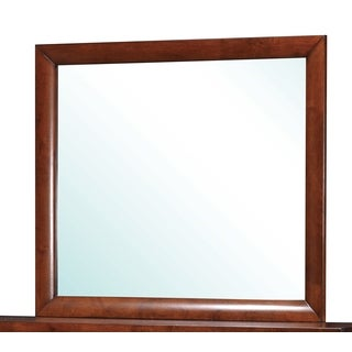 Global Furniture Oasis Oak Wall Mirror