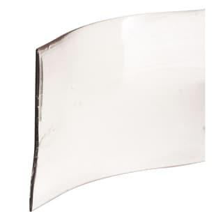 """Prime Line M6226 1-1/2"""" X 36"""" Clear Vinyl Shower Door Bottom Sweep"""