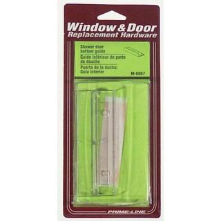 Prime Line M6067 Sliding Shower Door Bottom Guide