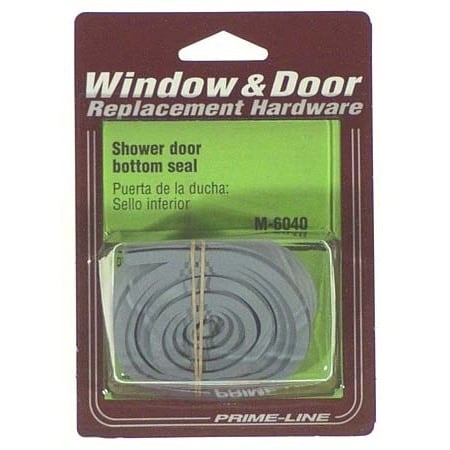 Jensen Prime Line M6040 Shower Door Bottom Seal (Shower D...