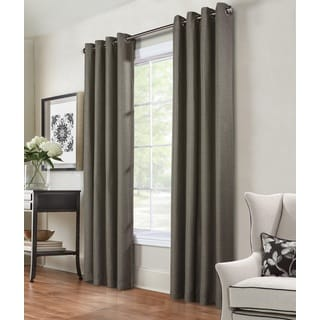 Henderson Thermalogic Jacquard Insulated Window Curtain Panel
