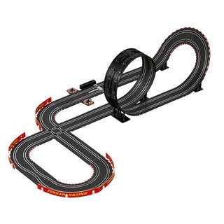 Carrera GO!!! Red Champions Plastic 1:43 Scale Slot Car Race Set