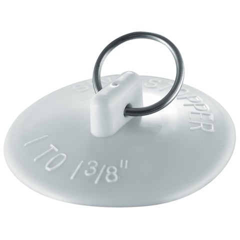 Plumb Craft Waxman 7513100T Basin Stopper With Chain