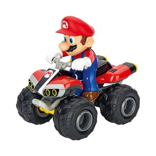 Carrera Nintendo Mario Kart 8 Mario 1:20-scale Radio Controlled ATV