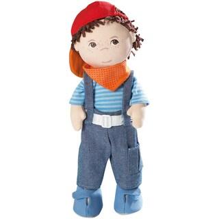 Haba Plastic 12-inch Graham Doll