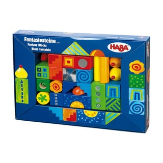 Haba Wood Fantasy Blocks