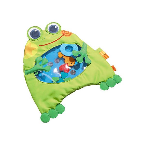 Haba Little Frog Water Plastic Play Mat 21496222