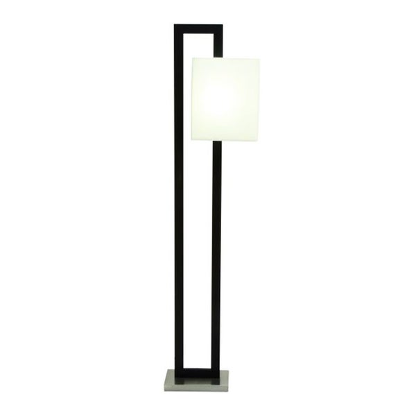 Studio 350 Metal Floor Lamp 62 inches high (AB)