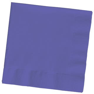 Creative Converting 139371135 Purple 2 Ply Lunch Napkins|https://ak1.ostkcdn.com/images/products/12990410/P19736811.jpg?impolicy=medium
