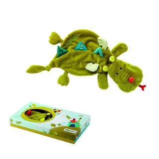 Haba Lilliputiens Walter Fabric Cuddle Puppet in Gift Box