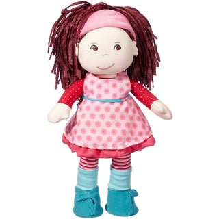 Haba Multicolored Plastic 13.75-inch Clara Doll