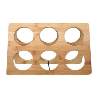 Worthy Bamboo Wine Rack (Case of 12)