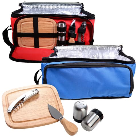 TrailWorthy 6-piece Insulated Cooler Set
