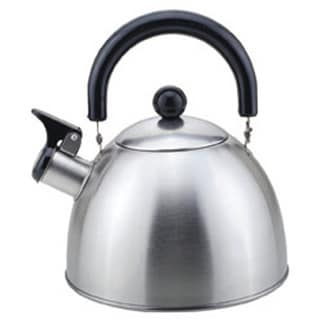 Stainless Steel 2-quart Whistling Tea Kettle