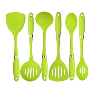 Nylon 6-piece Premium Quality Utensil Set