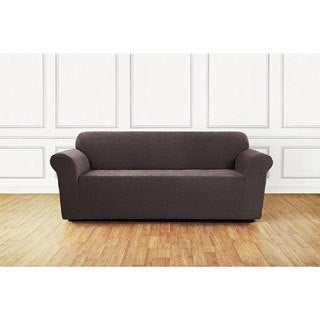 Sure Fit Ultimate Stretch Chenille 1-Piece Sofa Slipcover