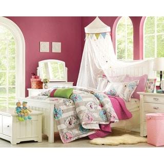 Hampton Hill Susanna Cotton 4-piece Comforter Set