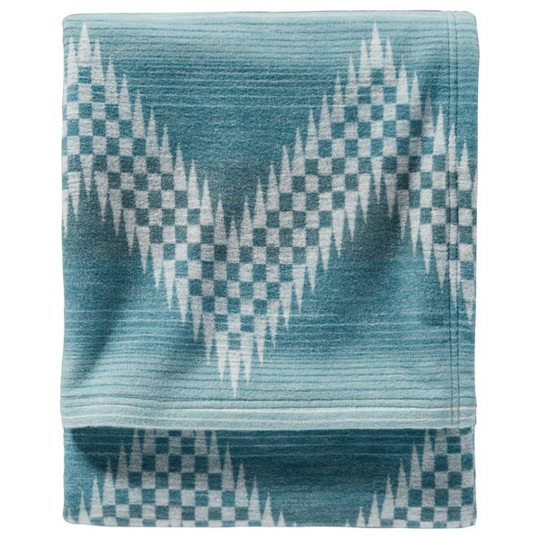 Pendleton Willow Basket River Queen-size Blanket