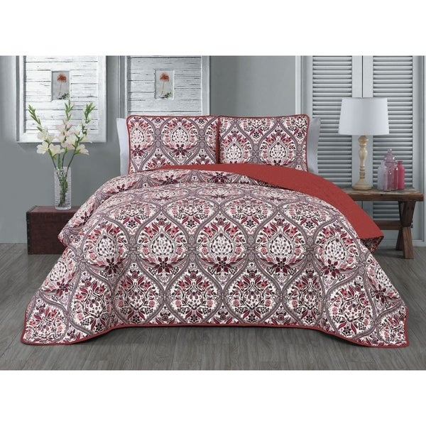 Avondale Manor Daphne 3-piece Quilt Set