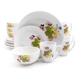 Gibson Avalyn 16-piece Dinnerware Set