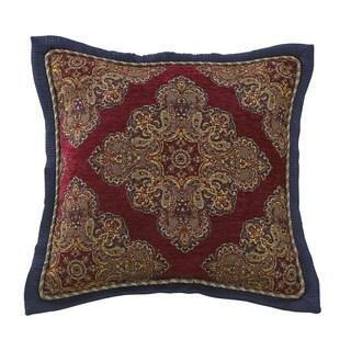 Croscill Sebastian Square Throw Pillow