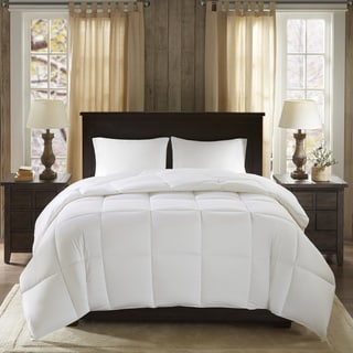 Woolrich Westfield Year Round 300TC Cotton Sateen Down Alternative Hypoallergenic Comforter