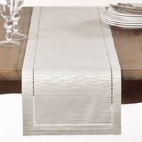 Hemstitched Table Runner